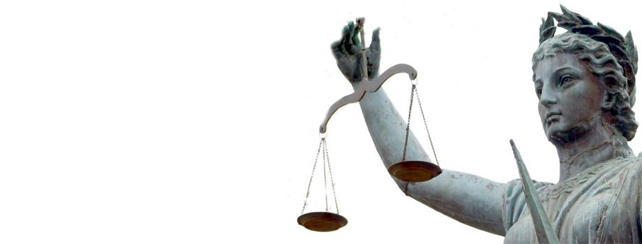Ante la justicia no está solo