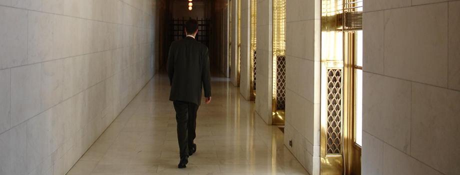 El procurador, el representante procesal del ciudadano